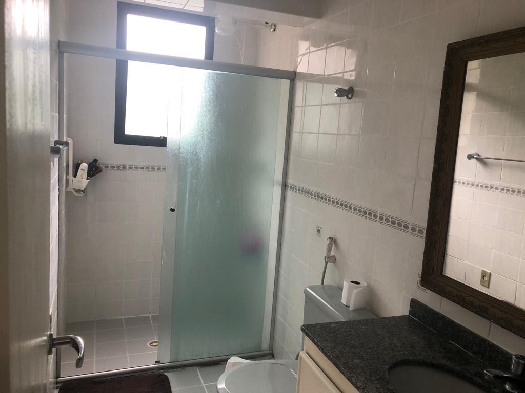 Apartamento para locação na Rua da Constituição, Itararé, São Vicente, SP