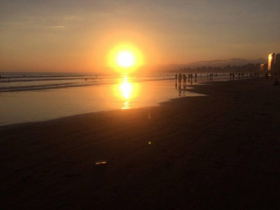 foto - Praia Grande - Canto do Forte