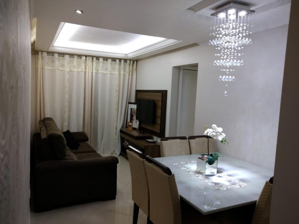 Apartamento a venda na Rua Dona Angelina Santeo Chiozzani, Jardim São Judas, Mauá, SP