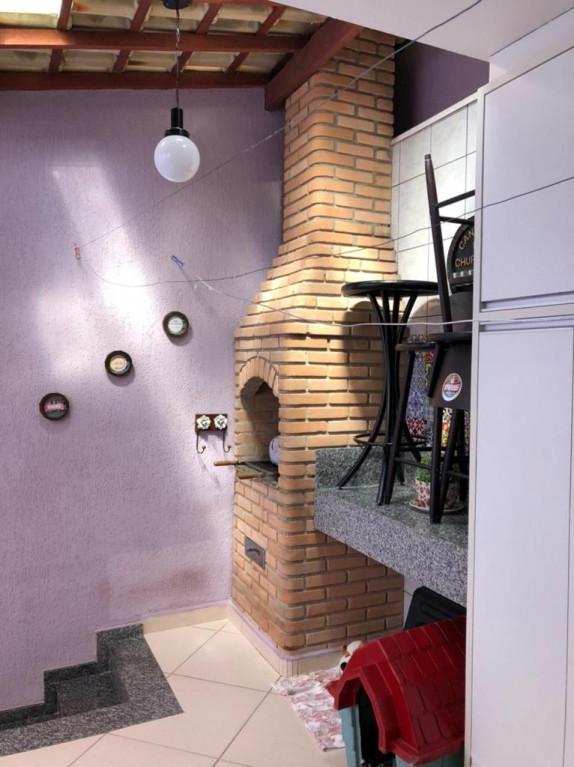 Casa a venda na Rua Babilônia, Parque Novo Oratório, Santo André, SP
