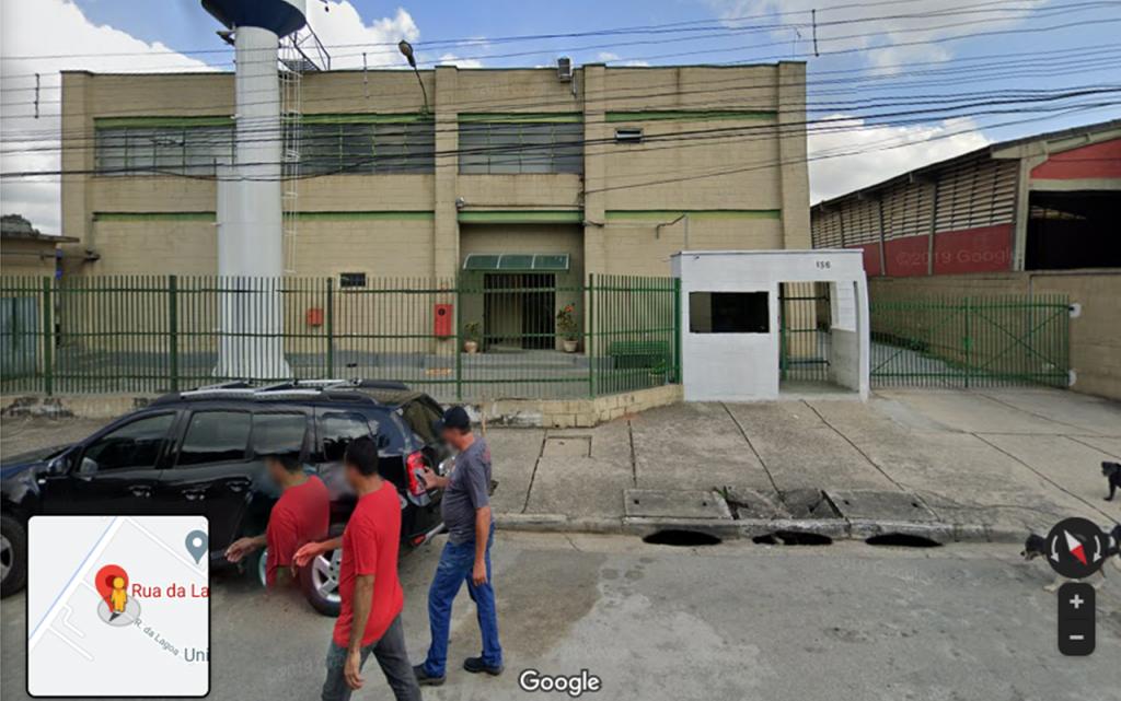 Galpão para locação na Rua da Lagoa, Cidade Industrial Satélite de São Paulo, Guarulhos, SP