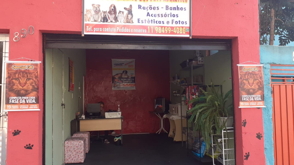 Casa para venda ou locação na RUA ADRIATICO, Jardim do Estádio, Santo André, SP