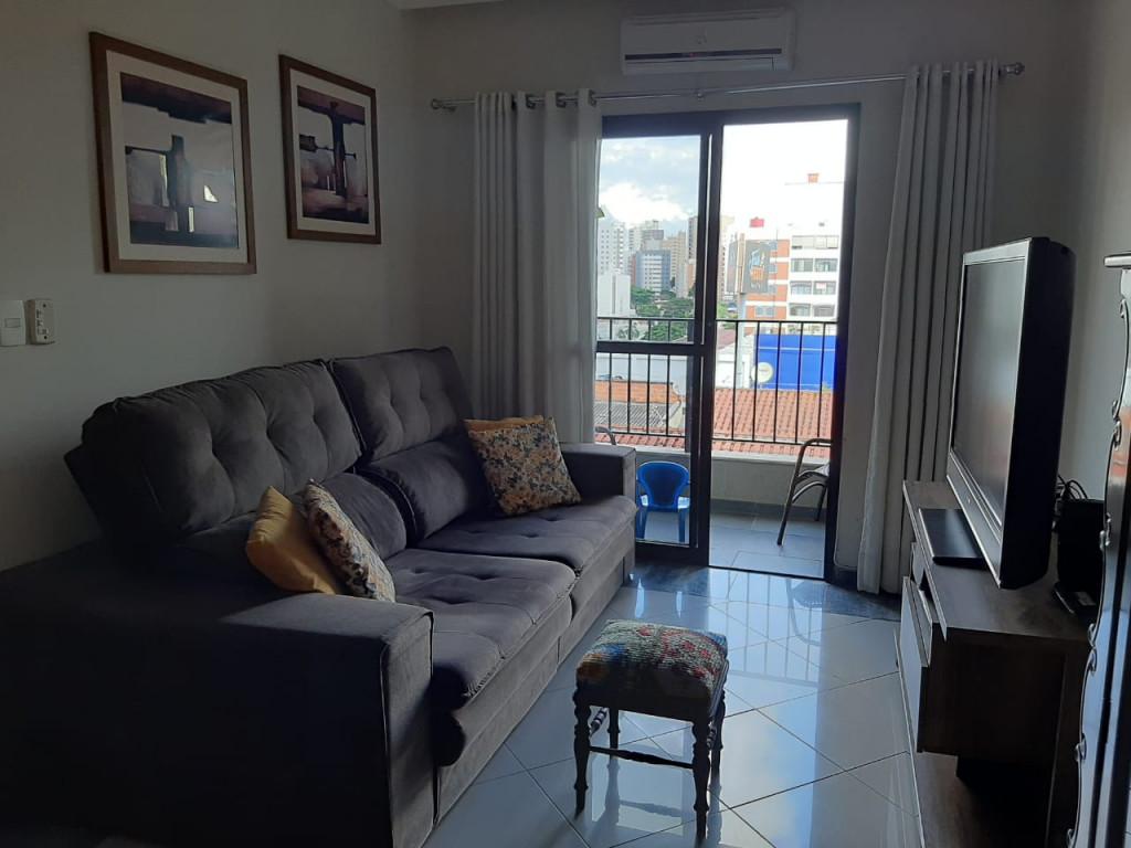 Apartamento a venda na Rua Cristóvão Colombo, Vila Rossi, Campinas, SP