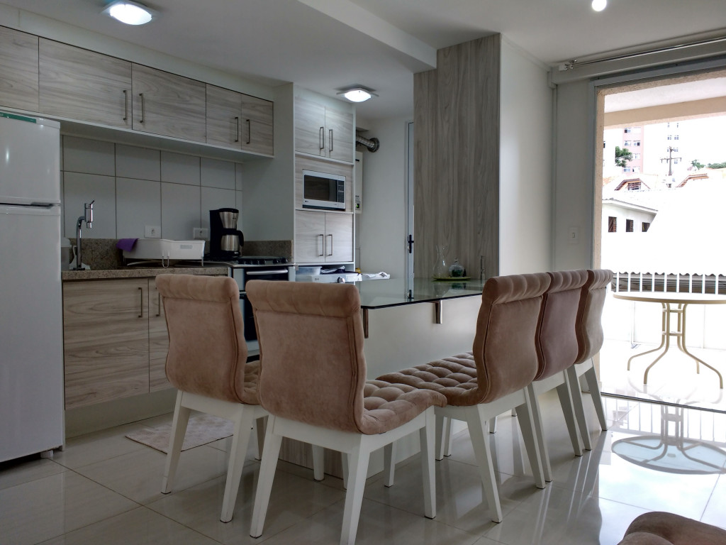 Apartamento a venda na Rua Athaide Cardon, Novo Mundo, Curitiba, PR
