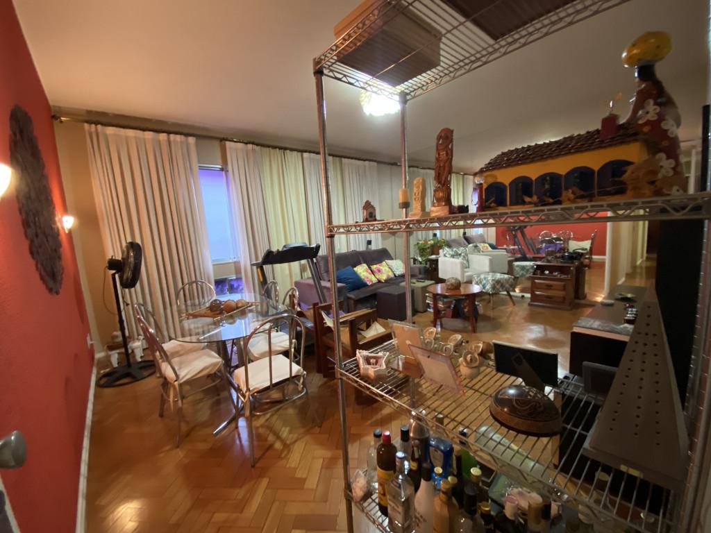 Apartamento a venda na Avenida Maracanã, Tijuca, Rio de Janeiro, RJ