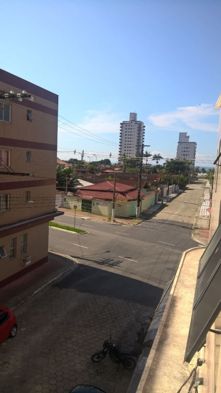 Apartamento a venda na Rua Francisco Barbosa, Solemar, Praia Grande, SP