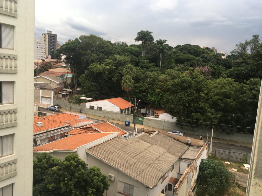Apartamento a venda na Rua General Marcondes Salgado, Bosque, Campinas, SP