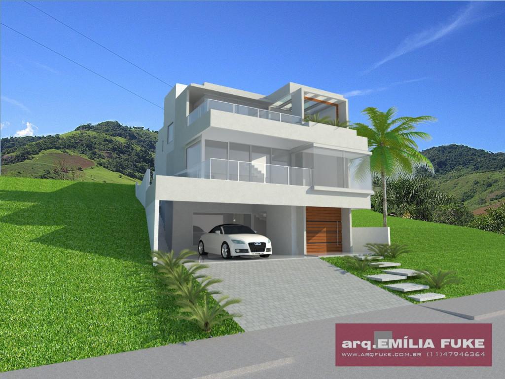 Casa em Condomínio a venda na Avenida João XXIII, Jardim São Pedro, Mogi das Cruzes, SP