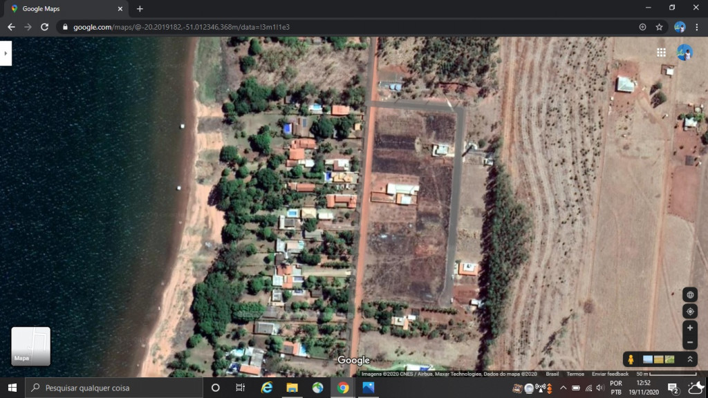 Terreno a venda na Estrada municipal Mitio Sonoda, Santa Fé do Sul, Rubinéia, SP
