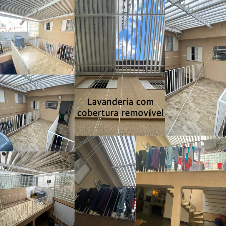 Casa a venda na Rua Ester, Vila Alpina, Santo André, SP