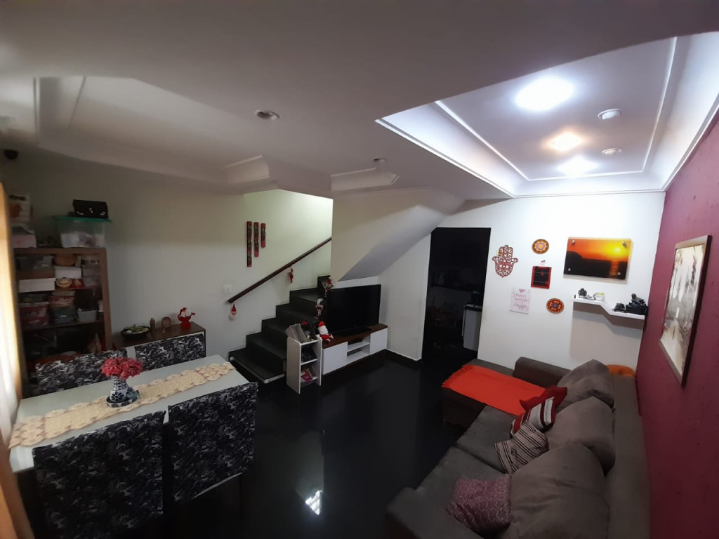 Casa a venda na Rua Paulicéia, Vila Camilópolis, Santo André, SP