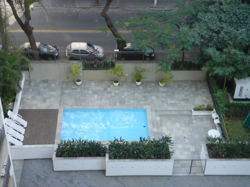 Apartamento a venda na Rua Antônio de Macedo Soares, Campo Belo, São Paulo, SP