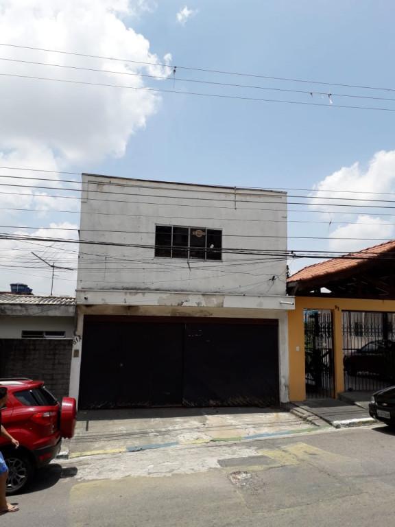 Casa a venda na Rua Inácio Manuel Tourinho, Parque Regina, São Paulo, SP