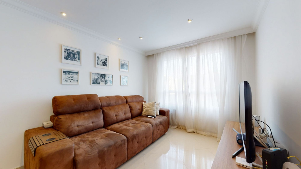 Apartamento a venda na Rua Professor Arnaldo João Semeraro, Jardim Santa Emília, São Paulo, SP
