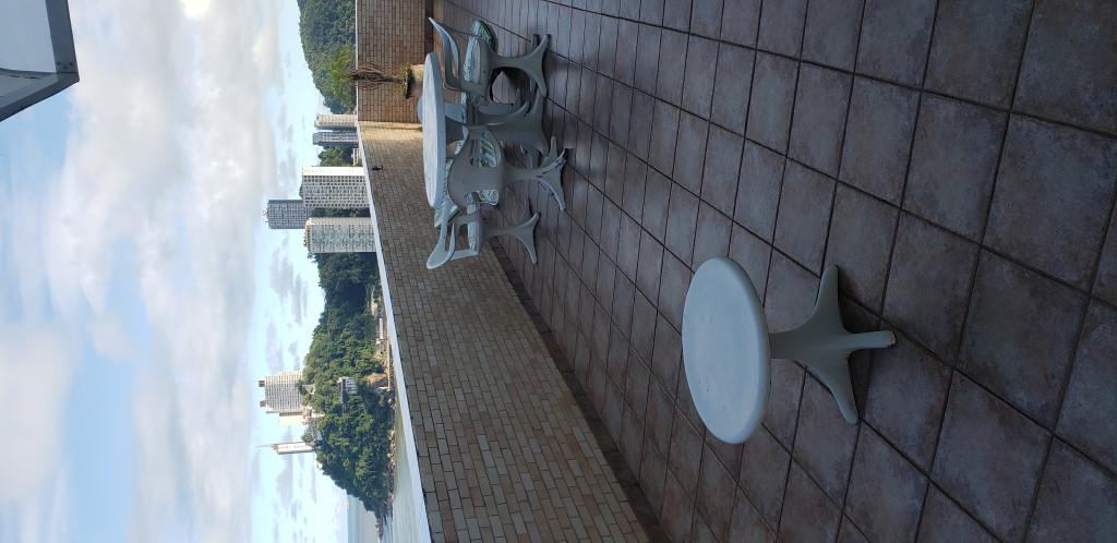 Cobertura para locação na Avenida Manoel da Nóbrega, Itararé, São Vicente, SP
