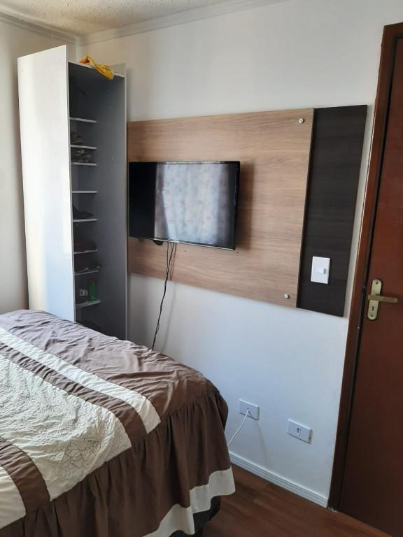 Apartamento a venda na Rua David Bodziak, Cachoeira, Curitiba, PR