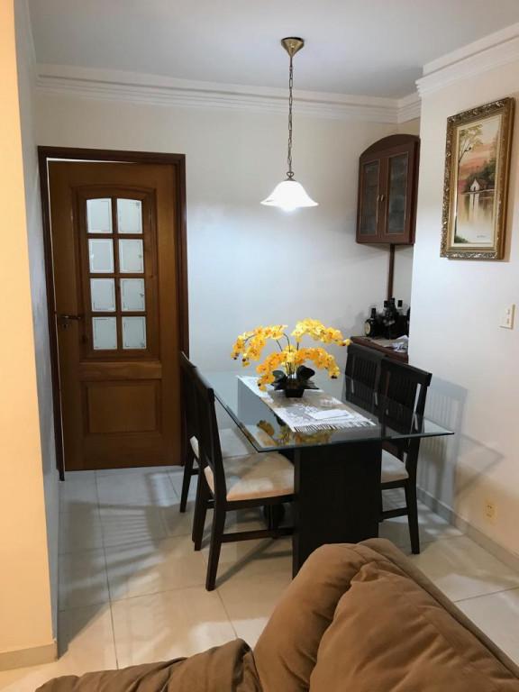 Apartamento a venda na Rua Agnaldo Macedo, Jardim dos Oliveiras, Campinas, SP