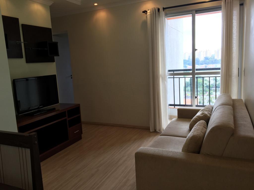 Apartamento a venda na Avenida Engenheiro Eusébio Stevaux, Jurubatuba, São Paulo, SP