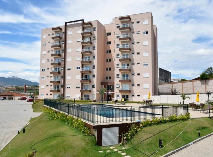 Apartamento a venda na Avenida Jerônimo de Camargo, Caetetuba, Atibaia, SP