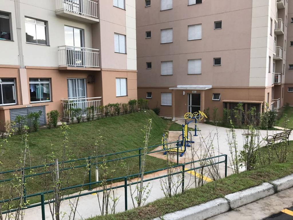 Apartamento a venda na Avenida José Miguel Ackel, Parque Industrial Cumbica, Guarulhos, SP