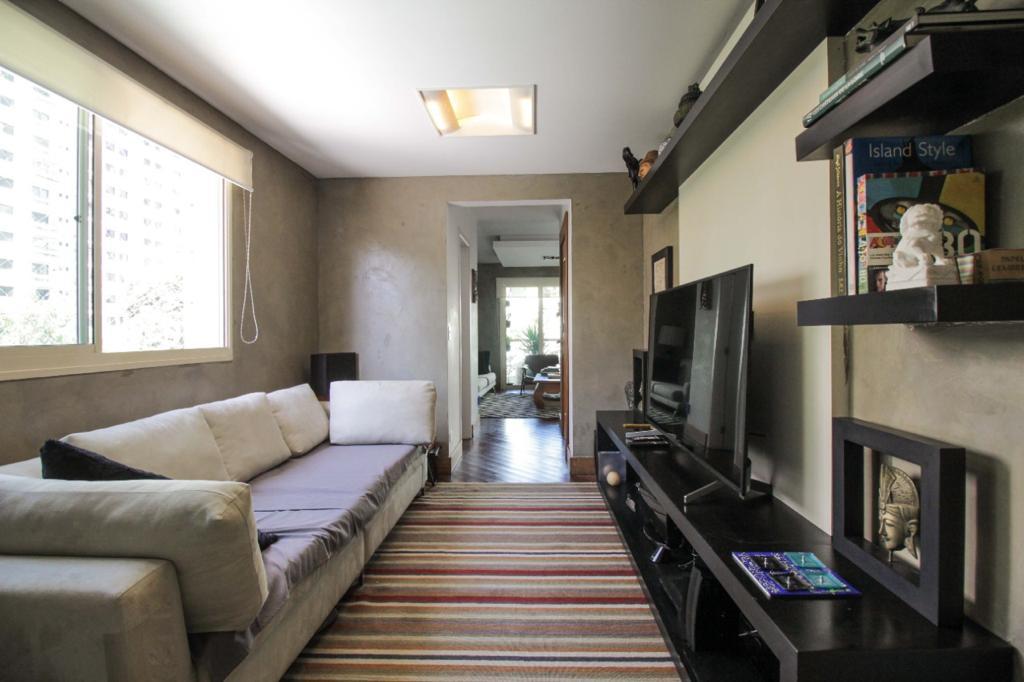 Apartamento a venda na Avenida Jacutinga, Indianópolis, São Paulo, SP