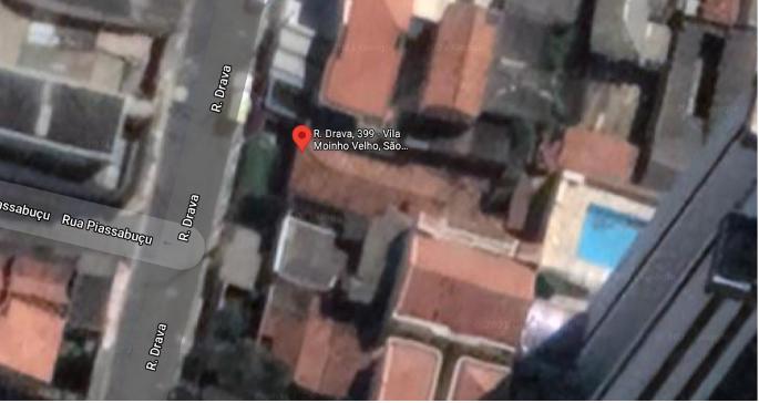 Terreno a venda na Rua Drava, Vila Moinho Velho, São Paulo, SP