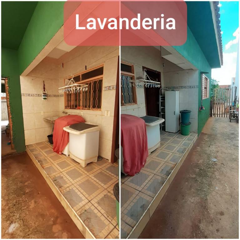 Casa a venda na Rua Tancredo de Luna, Vila Fior, Limeira, SP
