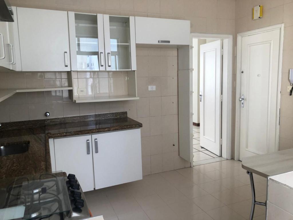 Apartamento a venda na Rua Jorge Tibiriçá, Gonzaga, Santos, SP