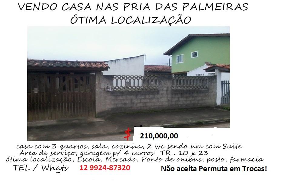 foto - Caraguatatuba - Praia das Palmeiras