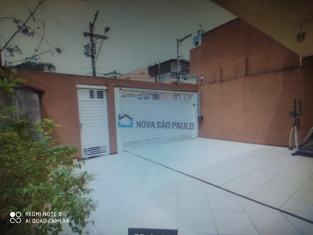 Casa a venda na Rua Democracia, Vila Brasilina, São Paulo, SP
