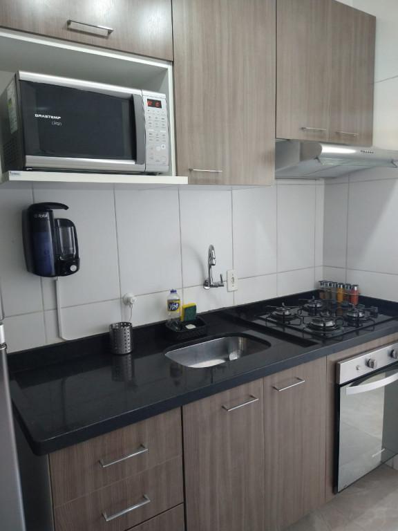 Apartamento a venda na Rua Bárbara Hipolitto Capriotti, Cidade Ariston Estela Azevedo, Carapicuíba, SP