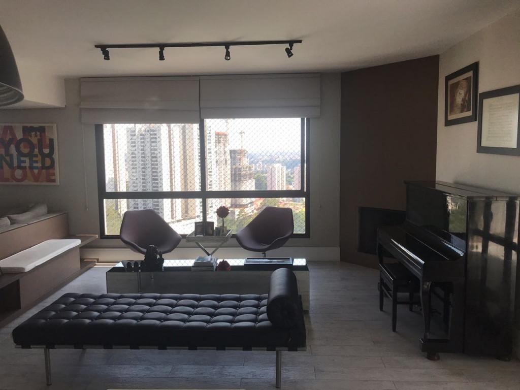 Apartamento a venda na Rua José da Silva Ribeiro, Vila Andrade, São Paulo, SP
