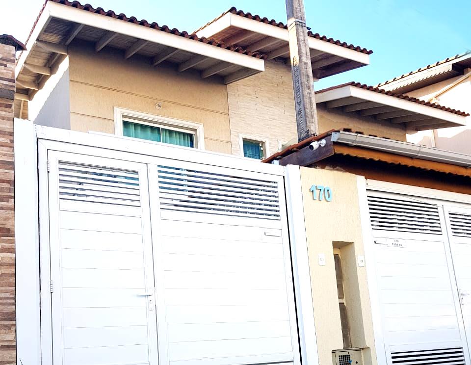 Casa a venda na Rua José Alves de Oliveira, Jardim Las Palmas, Guarujá, SP