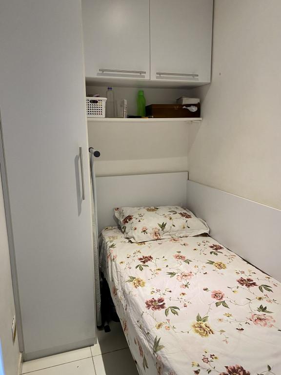 Apartamento a venda na Rua Vicentina Gomes, Jurubatuba, São Paulo, SP