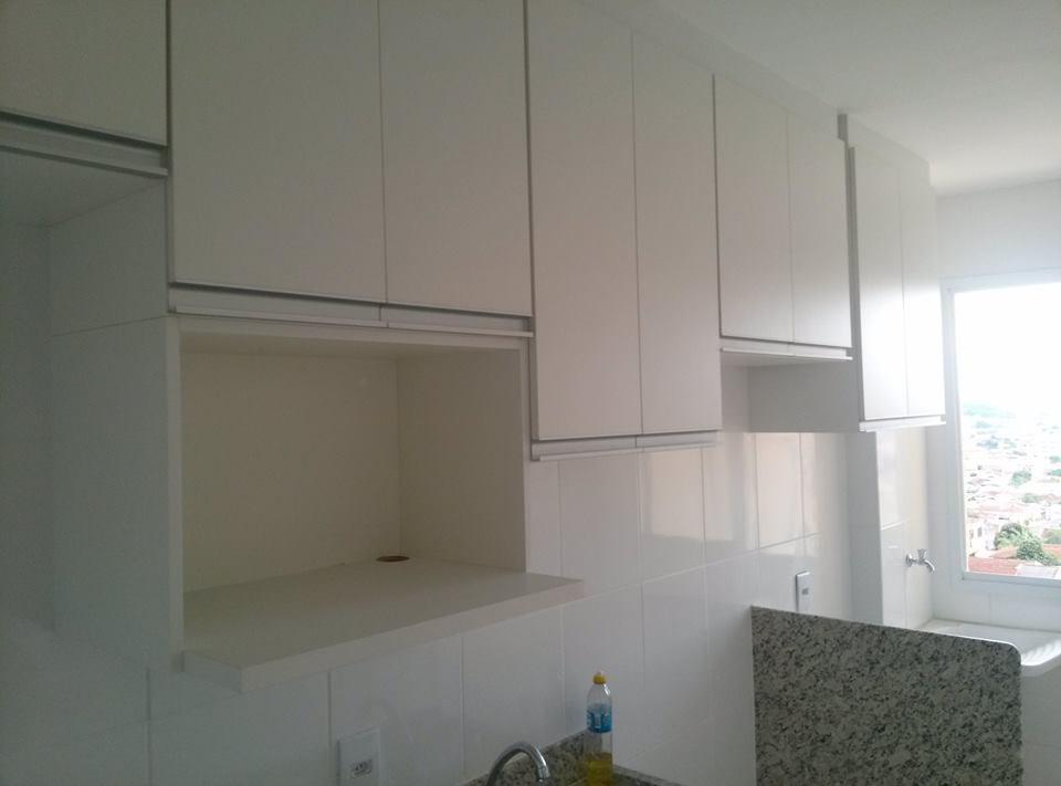 Apartamento a venda na Rua Salvador Neves, Vila Maria Luiza, Ribeirão Preto, SP
