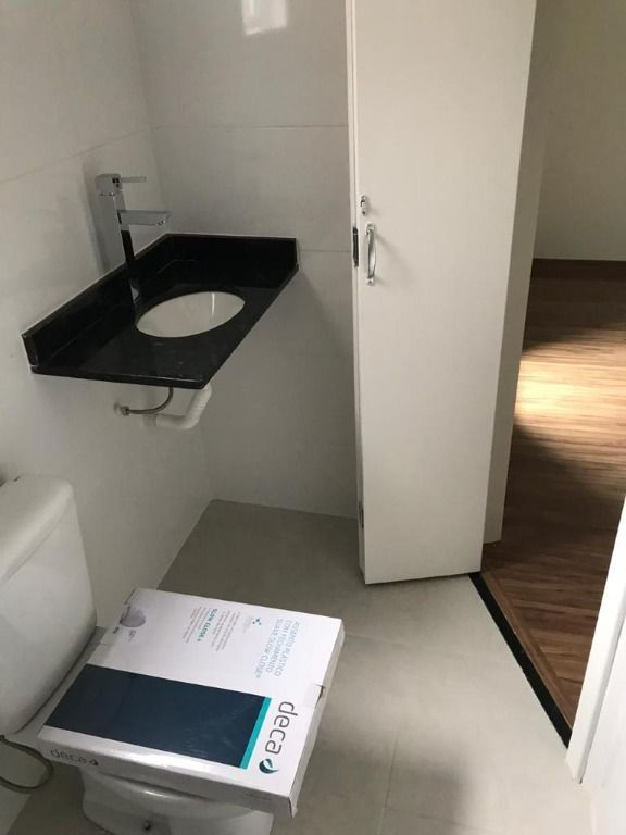 Apartamento a venda na Rua Paulina Isabel de Queirós, Bangu, Santo André, SP