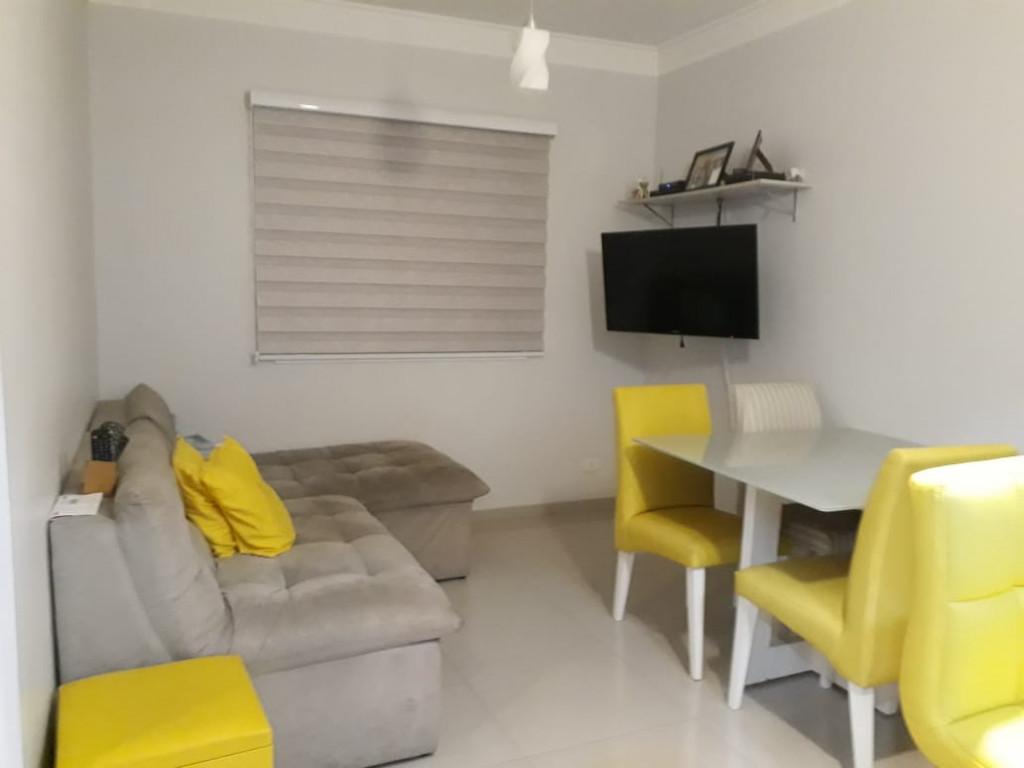 Apartamento a venda na Rua Odilon Braga, Vila Scarpelli, Santo André, SP