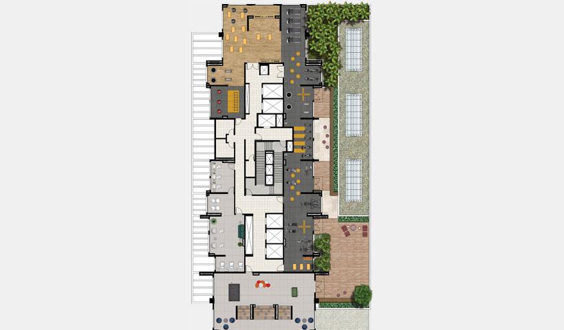Apartamento a venda na Avenida Hilário Pereira de Souza, Centro, Osasco, SP