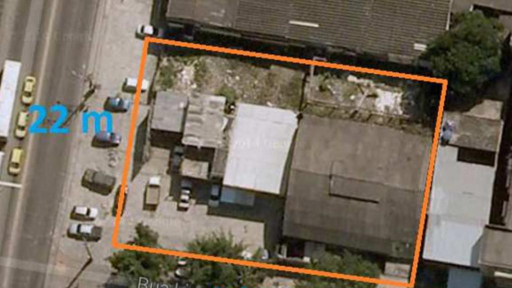 Terreno para venda ou locação na Avenida Ministro Edgard Romero, Madureira, Rio de Janeiro, RJ