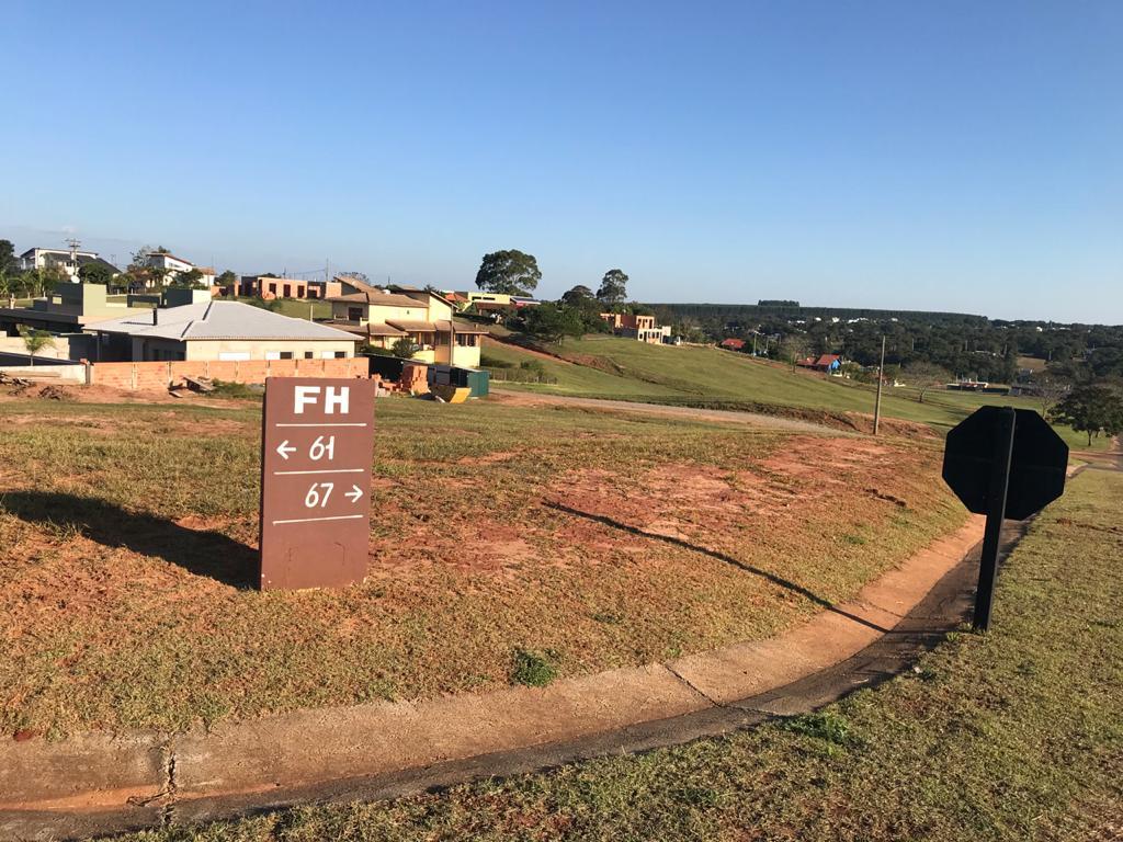 Terreno a venda na Rodovia Presidente Castello Branco, km 196, Quadra FH, Lote 14, Ninho Verde II Eco Residence, Pardinho, SP