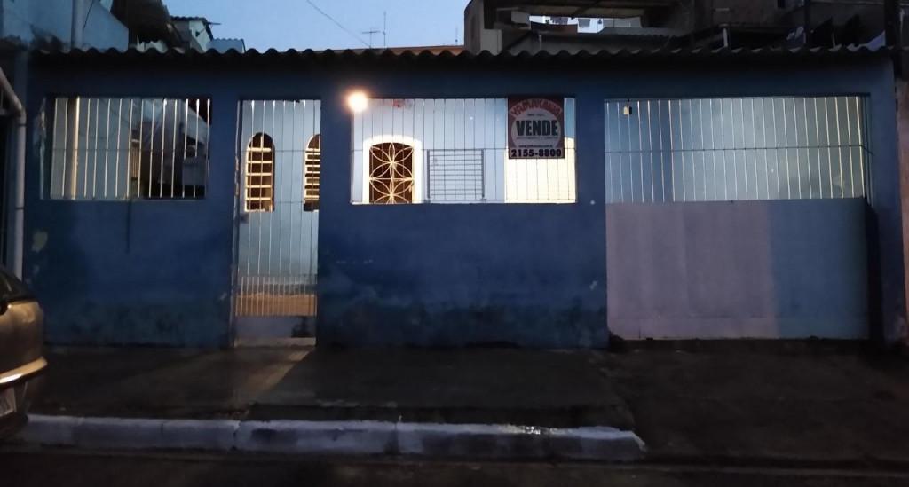 Casa a venda na Rua Alfredo Costa, Jardim Liderança, São Paulo, SP