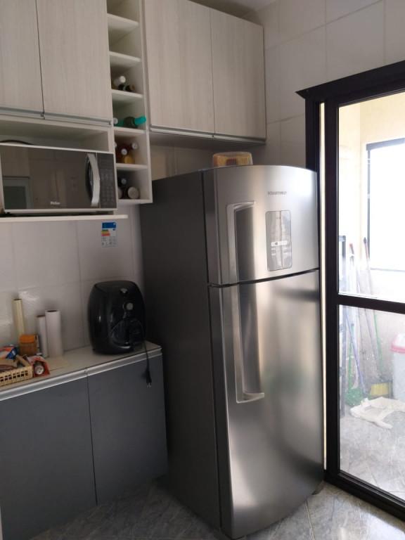 Apartamento a venda na Rua dos Coqueiros, Campestre, Santo André, SP