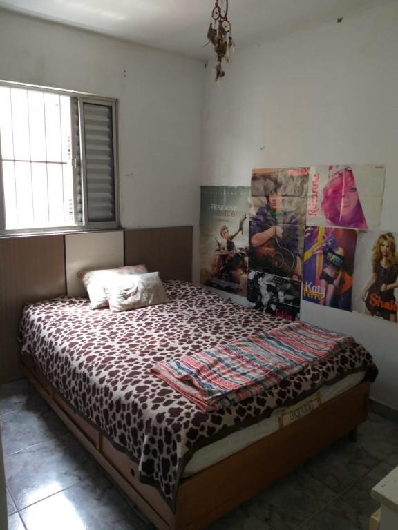 Apartamento a venda na Rua Martim Afonso, Conceição, Diadema, SP