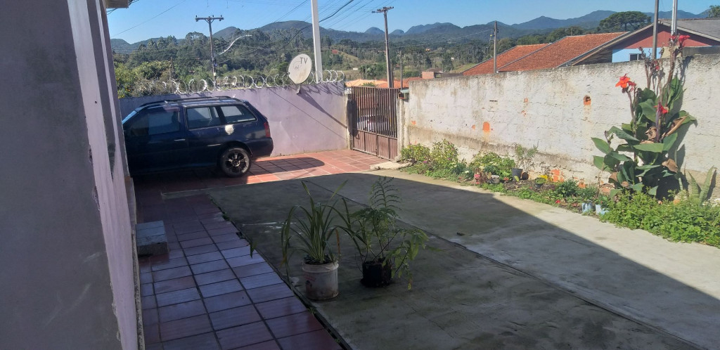 Casa a venda na Rua Martimiano Sabino da Silva, Vila São Cristóvão, Piraquara, PR