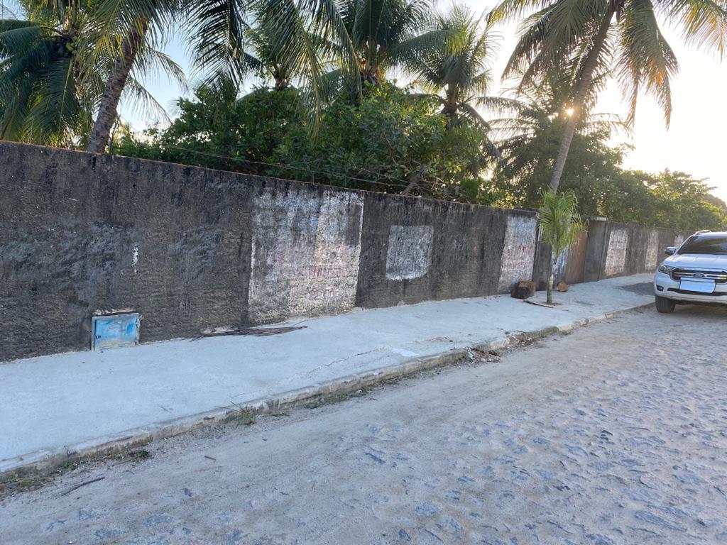 Terreno a venda na Rua Manuel Pimentel, Lagoa Redonda, Fortaleza, CE