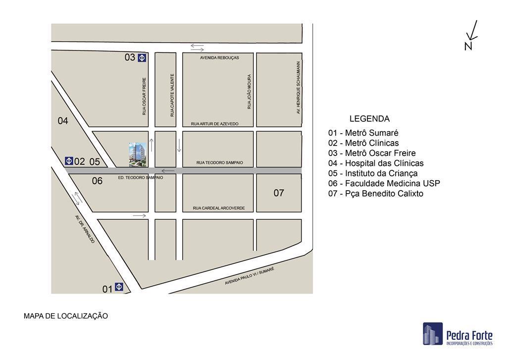 Imóvel Comercial para venda ou locação na Rua Teodoro Sampaio, Pinheiros, São Paulo, SP