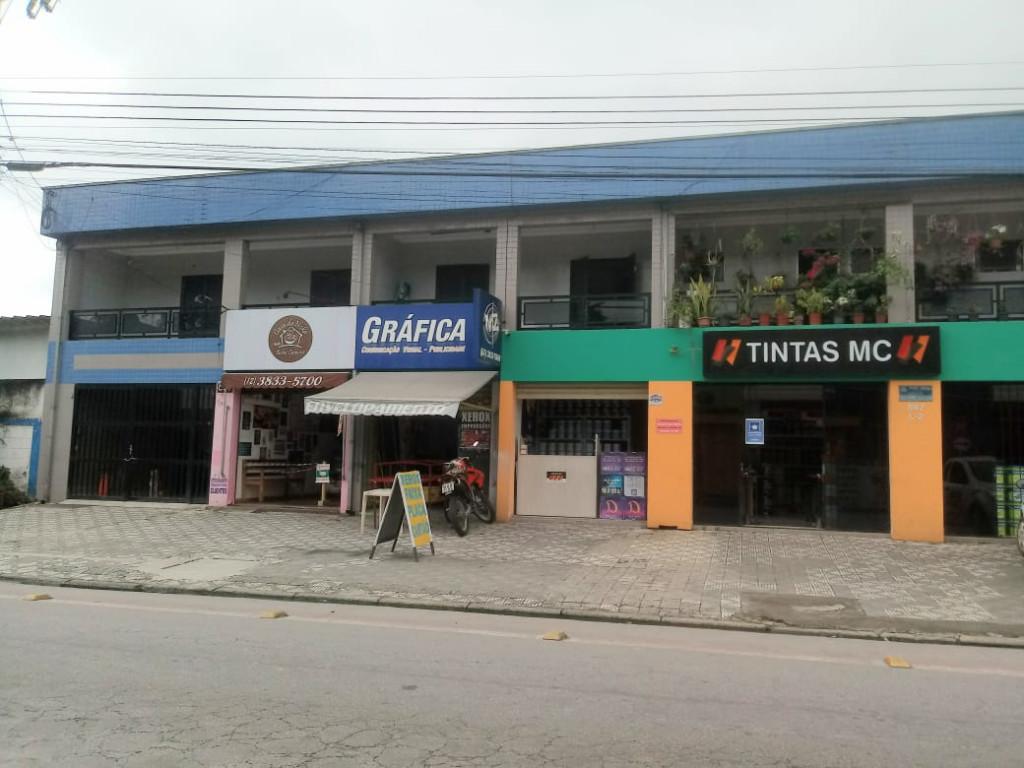 Prédio Inteiro para venda ou locação na Rua Conceição, Centro, Ubatuba, SP
