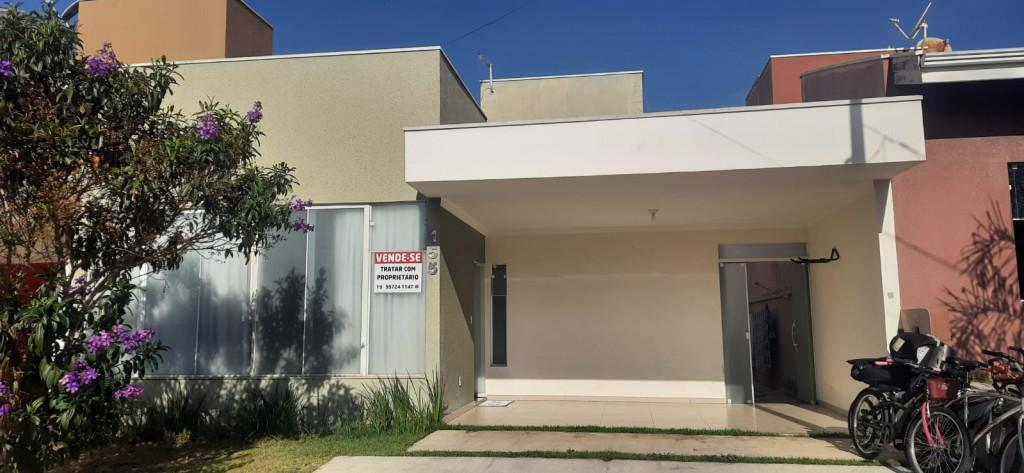 Casa em Condomínio a venda na Rua Waldomiro Uzai, Jardim Santa Mônica II, Mogi Guaçu, SP