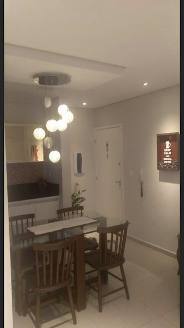 Apartamento a venda na Avenida Laranjal Paulista, Campestre, Piracicaba, SP