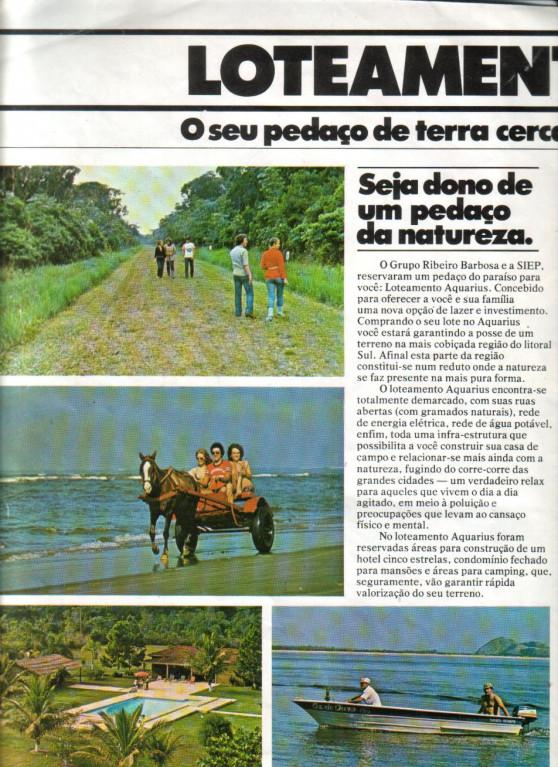 Terreno a venda na Rua 20, Barra do Ribeira, Iguape, SP